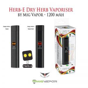 Mig Vapor Herb E Micro Dry Vaporizer World S Smallest Vape