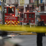 Ganja Extraction Facility Explosion in L.A. 11 Firefighters Injured, 3 In Critical Condition