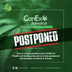 Covid Consequences- Canex Jamaica 2020 Postponed