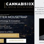 Bruce Linton To Keynote The Shark Tank of Cannabis With Cannabis 10X Virtual Pitch Experience