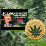 The Cannabis10X Pitch Event and Cheech Marin Team Up For the Finals This Weekend