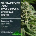Ganjactivist.com Workshop and Webinar Series